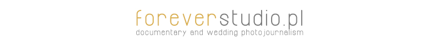 Forever Studio – fotografia ślubna | wedding photojournalism logo